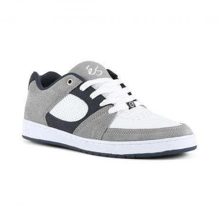 eS Accel Slim Shoes - Grey / White / Navy