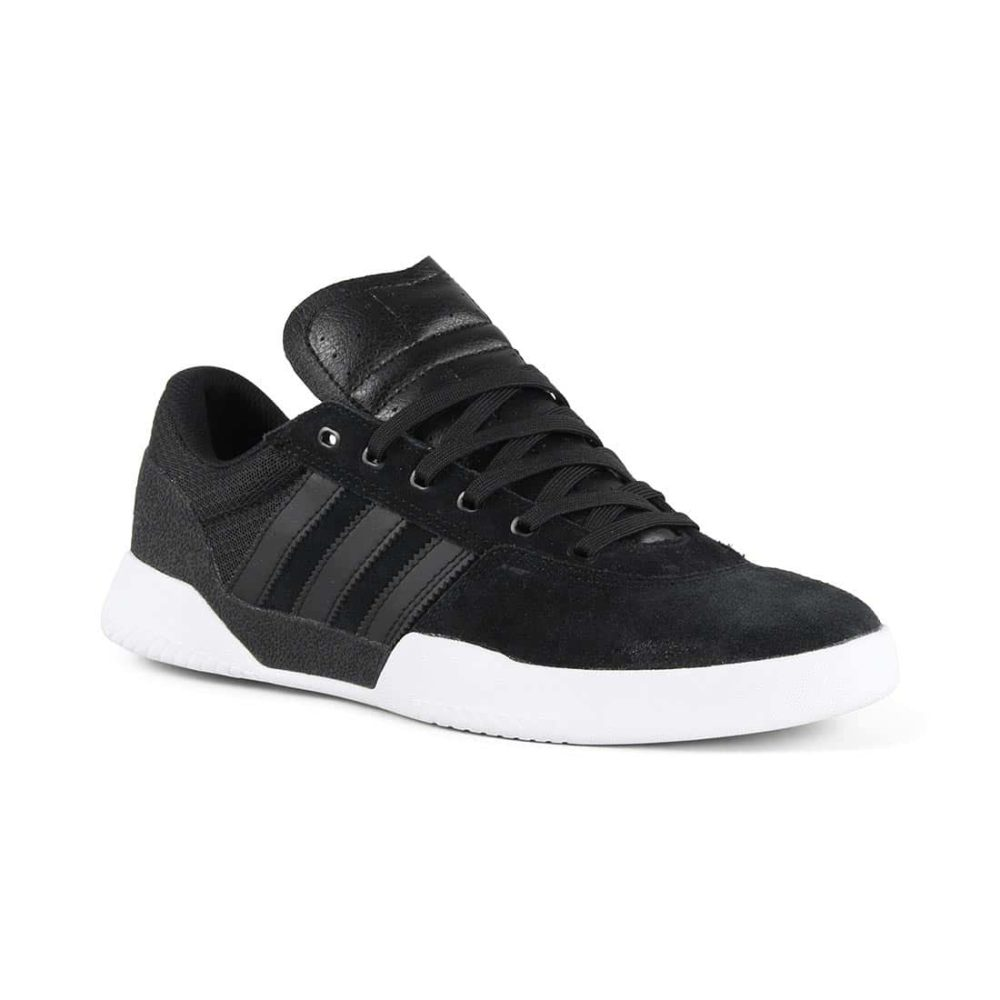 8b1829da11473a Adidas City Cup Shoes - Core Black   Core Black   White