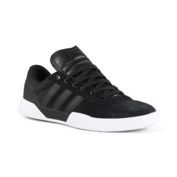 Adidas City Cup Shoes - Core Black / Core Black / White