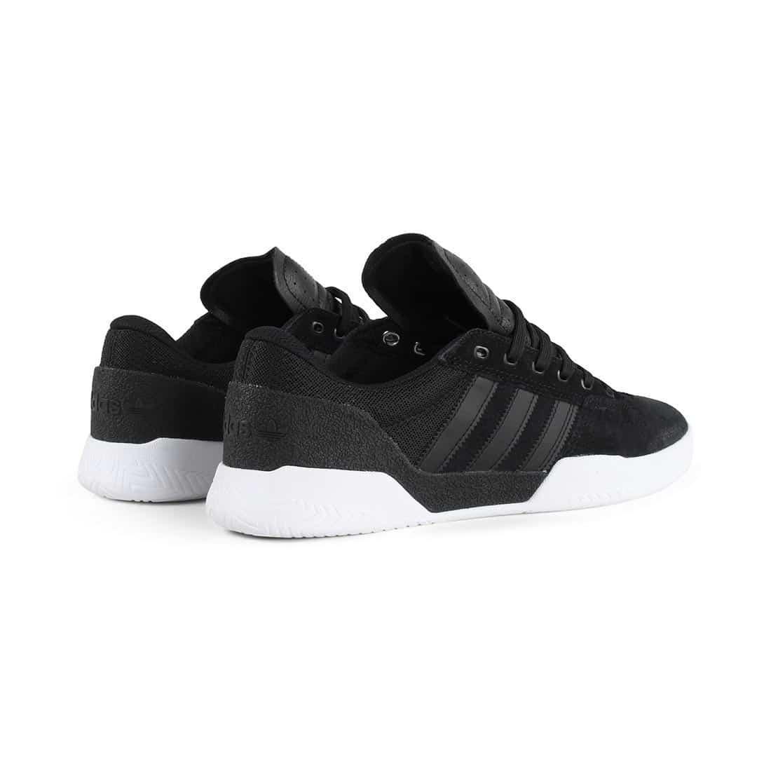 Adidas City Cup Shoes Core Black Core Black White