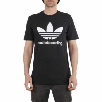 Adidas Clima 3.0 S/S T-Shirt - Black / White