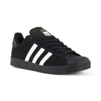 new arrival 0df6d b5dd2 Adidas Superstar Vulc ADV Shoes - Core Black   White   Core Black