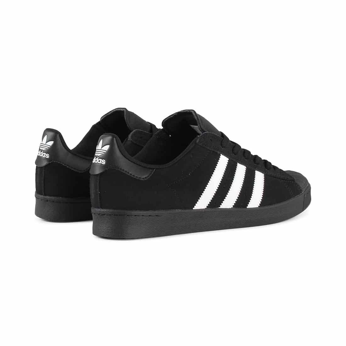 quality design ed714 499b3 Adidas-Superstar-Vulc-ADV-Shoes-Core-Black-White-