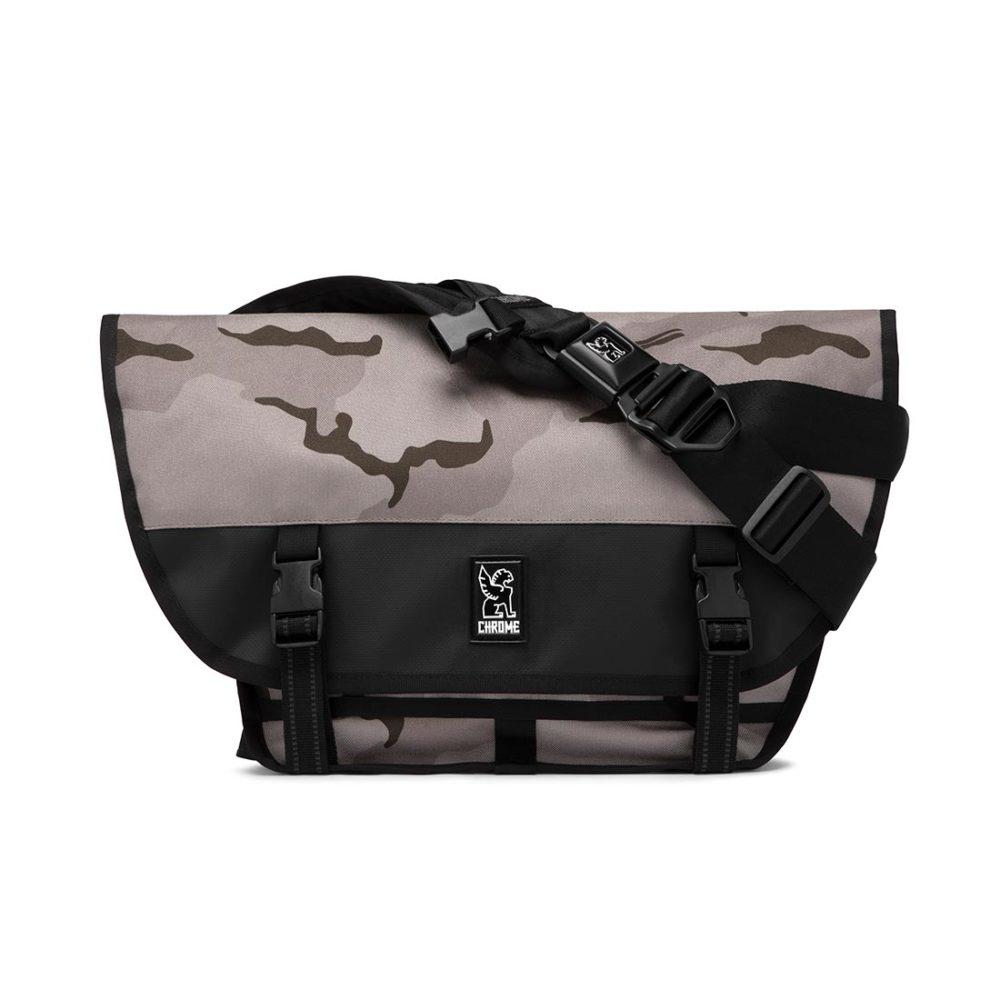 Chrome Mini Metro 20.5L Messenger Bag - Desert Camo