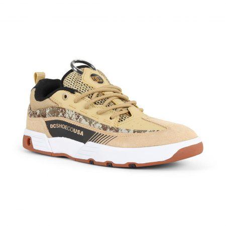 DC Shoes Legacy 98 Slim S CI - Tan Camo