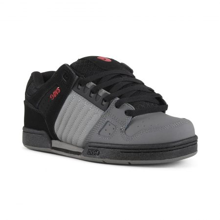 DVS Celsius Shoes - Charcoal / Grey / Black