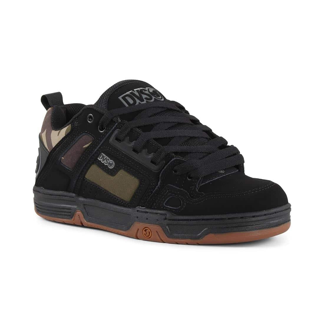 DVS Comanche Shoes - Black / Camo