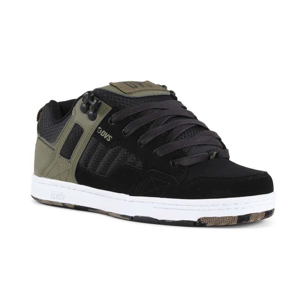 DVS-Enduro-125-Shoes-Olive-Black-White-01