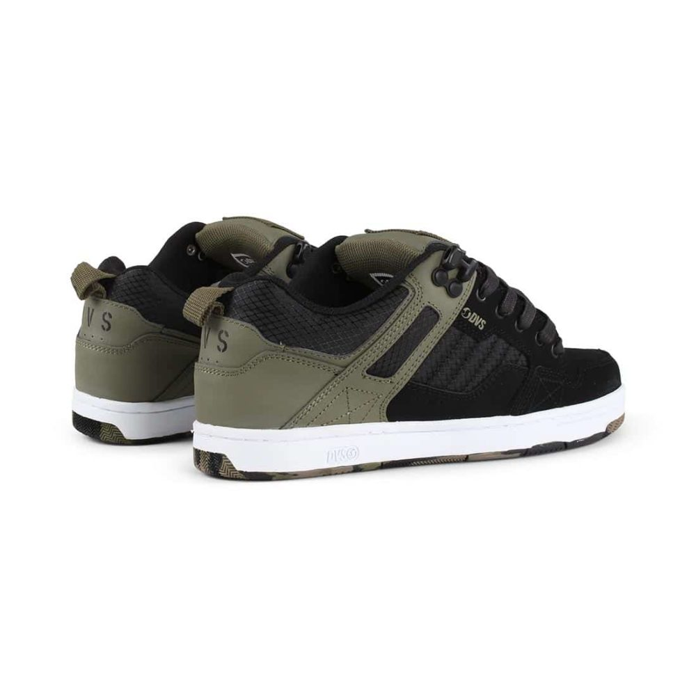 DVS-Enduro-125-Shoes-Olive-Black-White-04