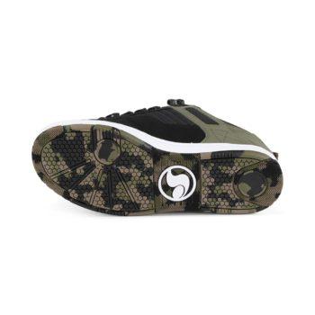 DVS Enduro 125 Shoes - Olive / Black / White