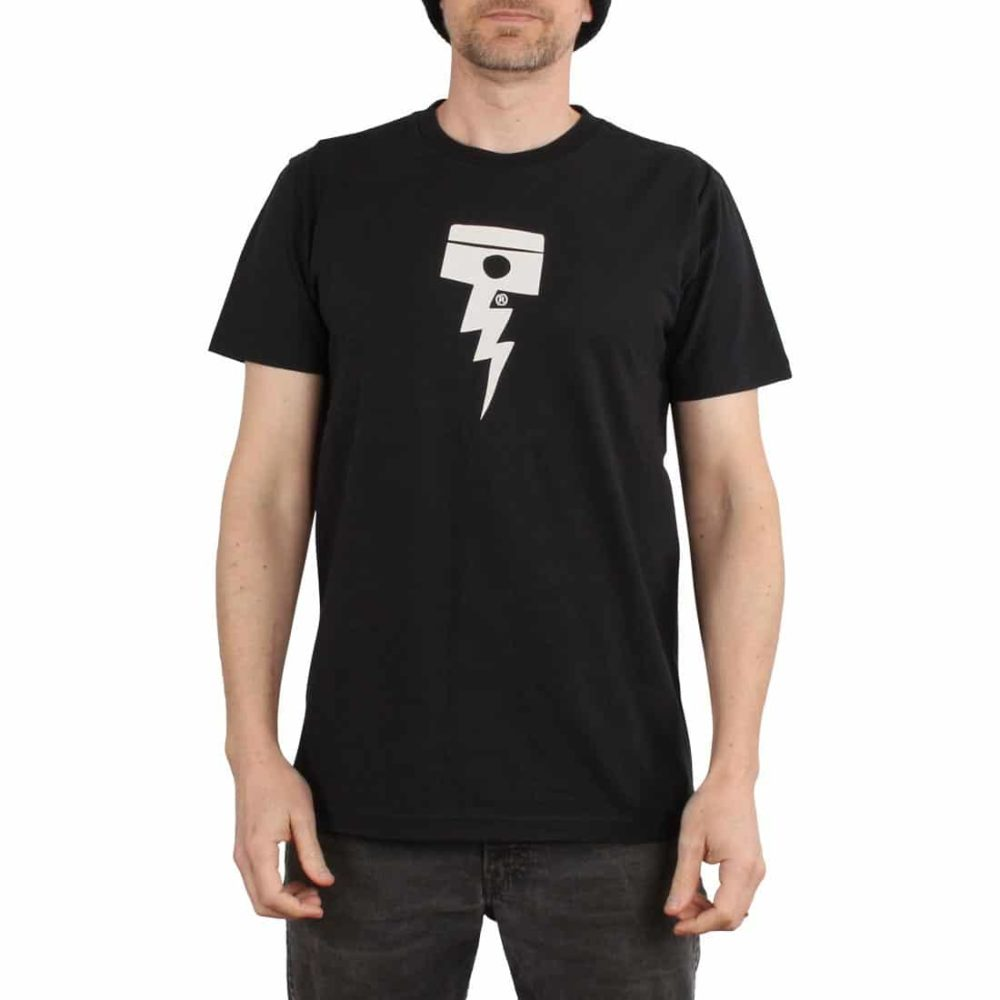 Deus Ex Machina Pisstin S/S T-Shirt - Black