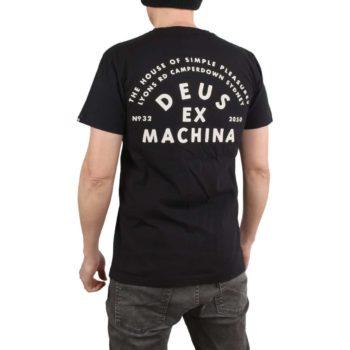 Deus Ex Machina The Landie S/S T-Shirt - Black