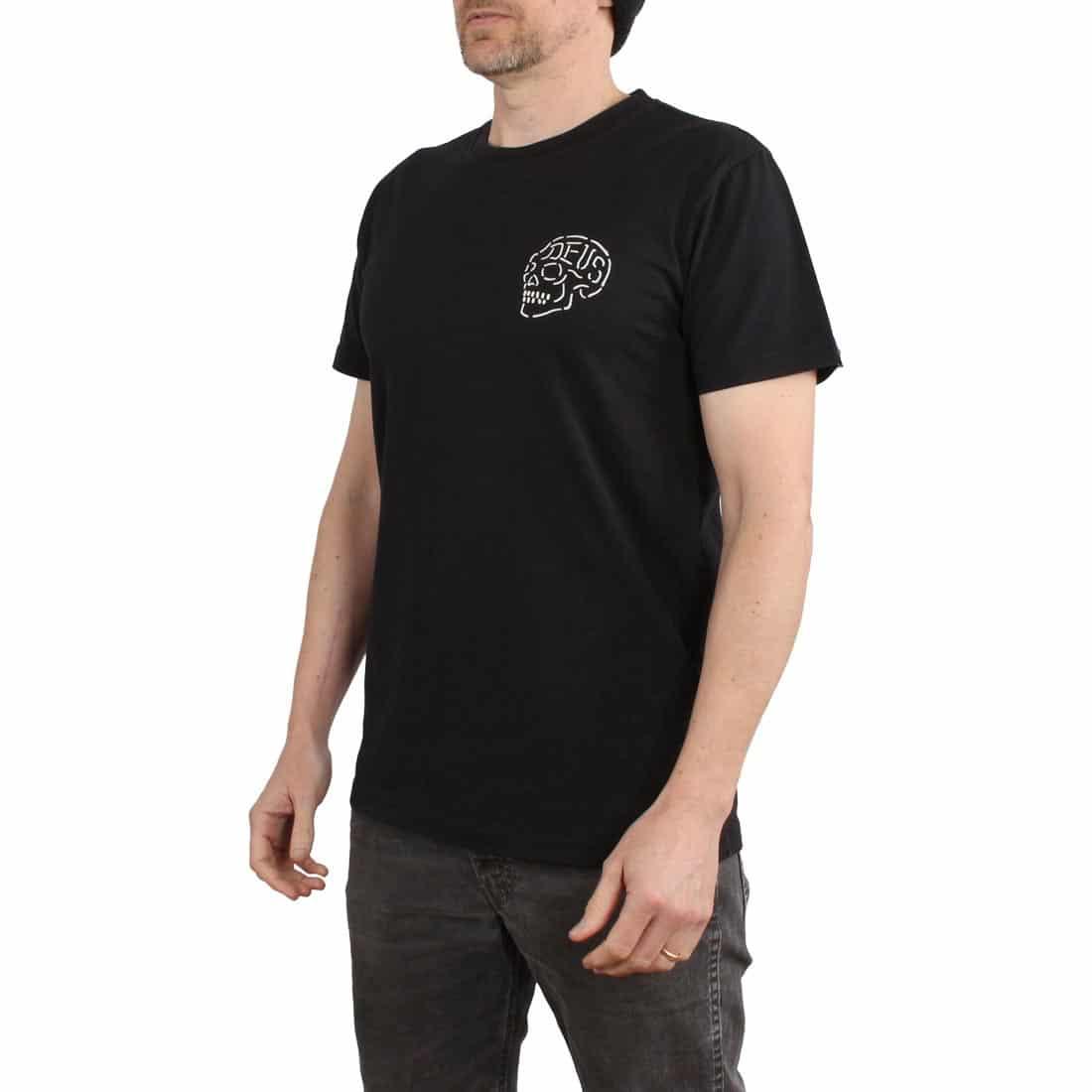 Deus Ex Machina Venice Skull S/S T-Shirt - Black