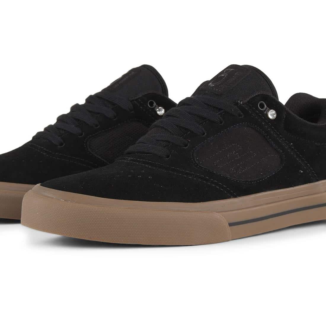 Emerica Reynolds 3 G6 Vulc Shoes - Black / Gum