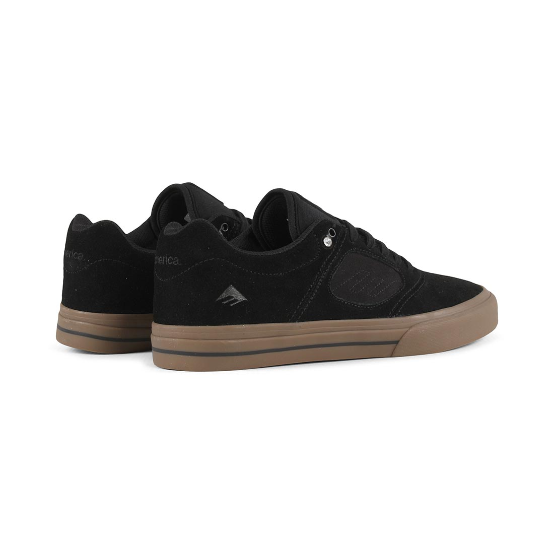 Emerica Reynolds 3 G6 Vulc Skate Shoes - olive/black/gum