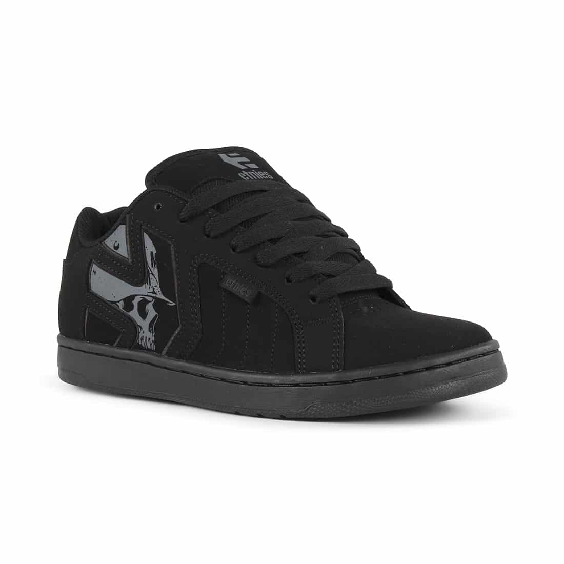 Etnies Metal Mulisha Fader 2 Shoes – Black / Black / Black