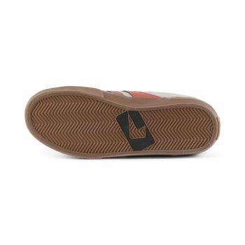Globe Encore 2 Shoes - Warm Grey / Tobacco