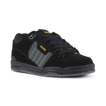 Globe Fusion Shoes - Black / Night / Tequila