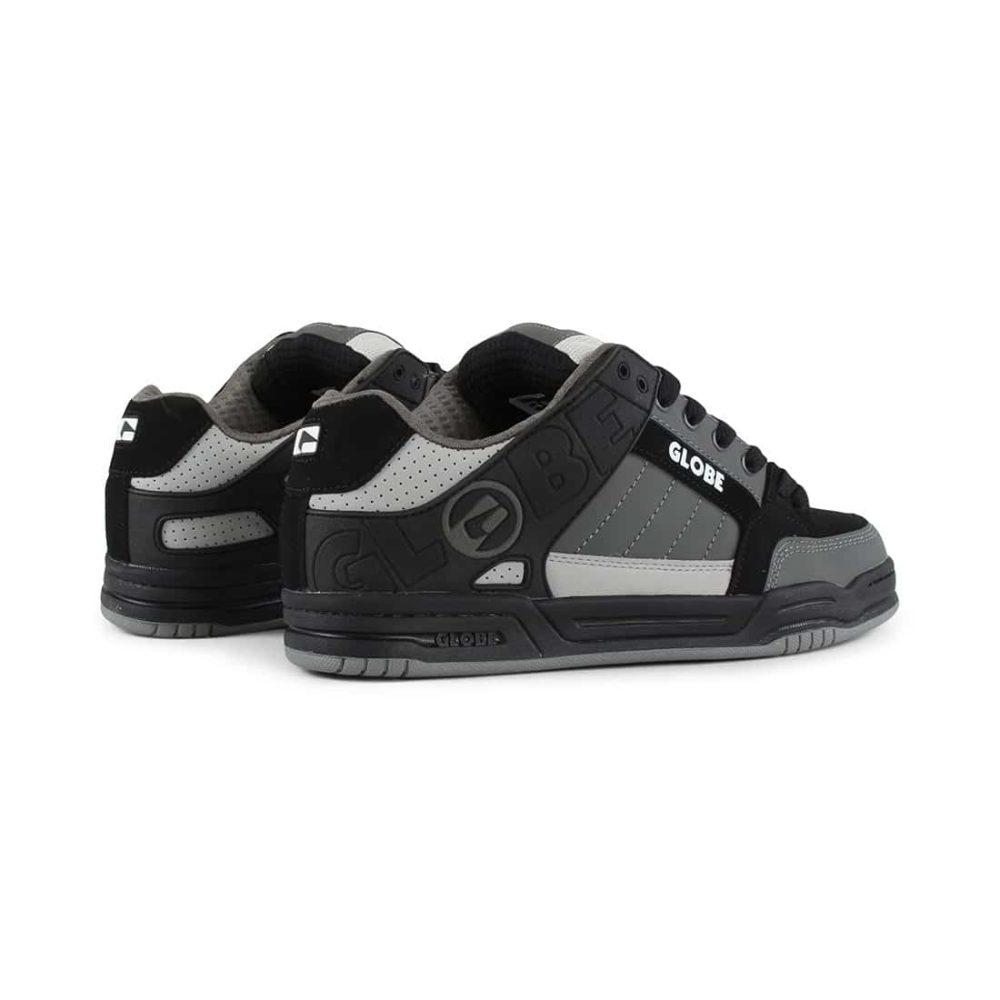Globe Tilt Shoes - Black / Grey Mix