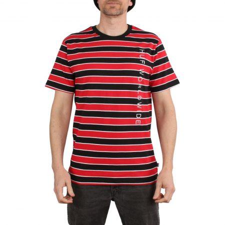 HUF Lexington Knit S/S T-Shirt - Apple