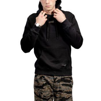 King Defy Pullover Hoodie - Black