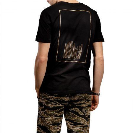 King Defy S/S T-Shirt - Black