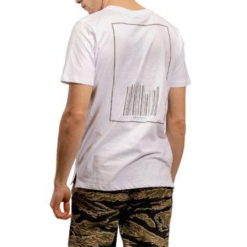 King Defy S/S T-Shirt - White