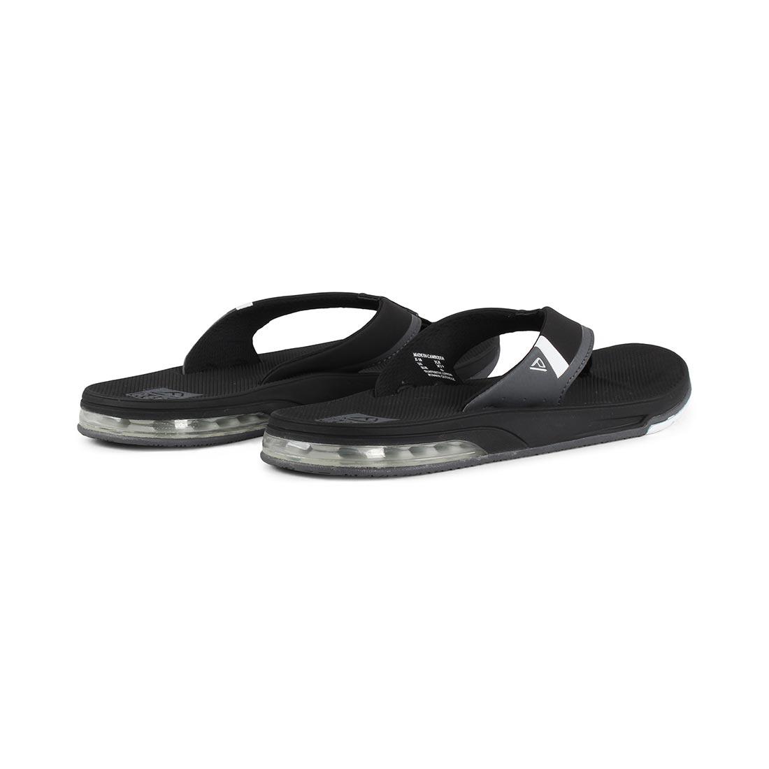 19c7e9782d2 ... Reef-Fanning-Low-Sandals-Black-White- ...