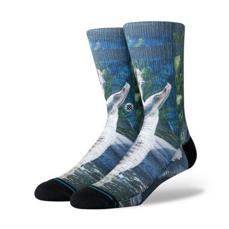 Stance Alberta Socks - Blue