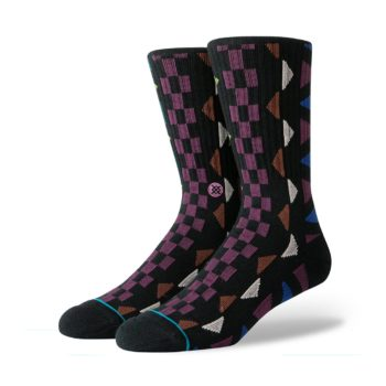 Stance Aztec Socks - Black