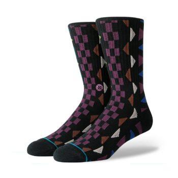 Stance Aztec Socks - Black