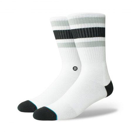 Stance Boyd 4 Socks - White
