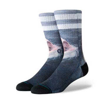 Stance Brucey Socks - Grey
