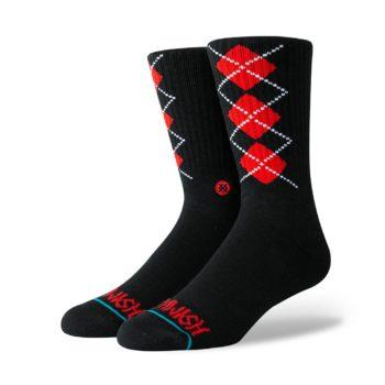 Stance x Deathwish Socks - Black