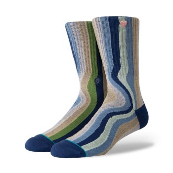 Stance Drip Out Socks - Multi
