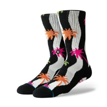 Stance Duniez Socks - Black