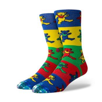 Stance x Grateful Dead Grateful Bearz Socks - Multi