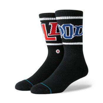 Stance Messaged Socks - Black