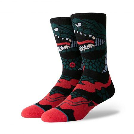 Stance Permanent Socks - Black