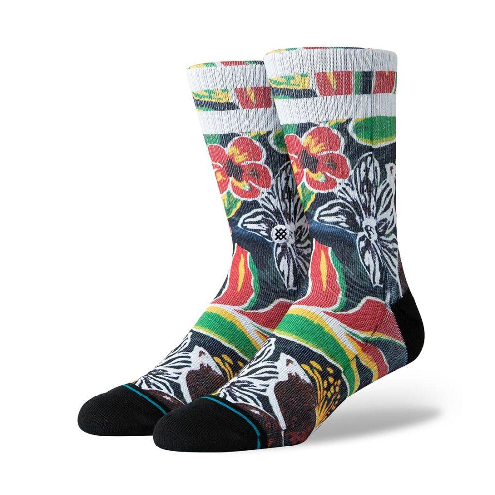 Stance-Sinharaja-Socks-Black