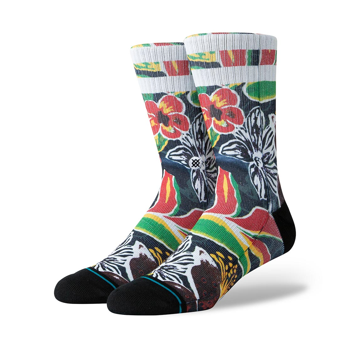 Stance Sinharaja Socks – Black