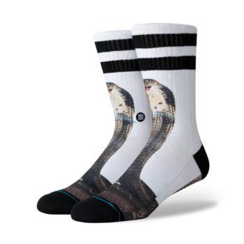 Stance Sssteven Socks - White