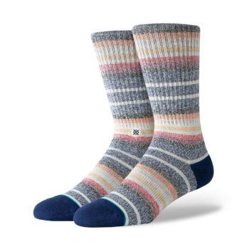 Stance Thirri Socks - Navy