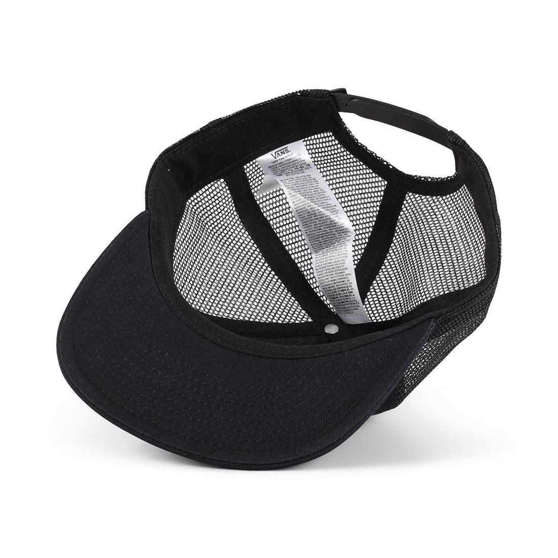 Vans x Anti Hero Wired Trucker Hat - Black