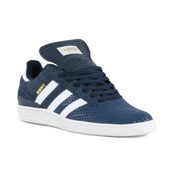 buy popular e30cb d3db3 Adidas Busenitz Pro Shoes - Collegiate Navy   White   White