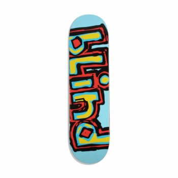 "Blind Skateboards OG Logo RHM 8.375"" Deck - Light Blue"