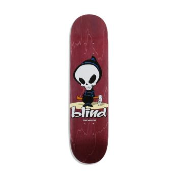 "Blind Skateboards OG Reaper R7 8"" Deck - Cody McEntire"