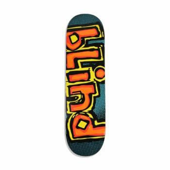 Blind OG Logo RHM 8.625″ Skateboard Deck – Orange