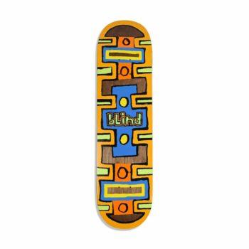 Blind Square Space HYB 8.25″ Skateboard Deck – Black