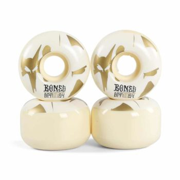 Bones Reflections SPF P2 Series 54mm Wheels - White